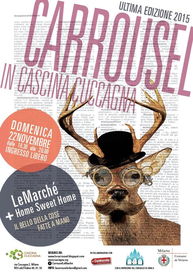 22 novembre in Cascina Cuccagna Milano