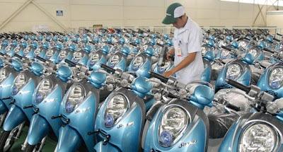 Honda Scoopy | admin-peluangusahadanbisnis.blogspot.com