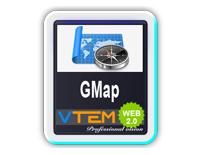 VTEM Gmap v1 - VTEM Joomla Extensions