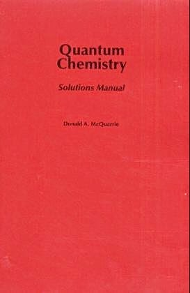 Ebook solution manual to accompany quantum chemistry by donald a link download ebook solution manual to accompany quantum chemistry by donald a mcquarrie fandeluxe
