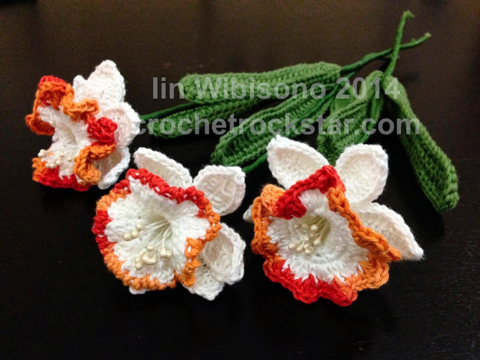 Daffodil Crochet Pattern