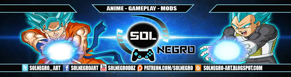 Sol Negro - Dragon Ball Z Games Mod