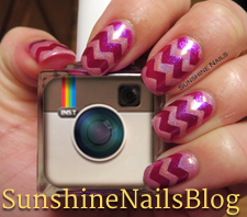 Find us on Instagram SunshineNailsBlog