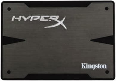 HyperX 3K 120 GB Solid State Drive with 540 MB/Sec Transfer Speed: Kingston