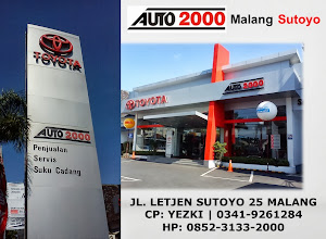 Auto 2000 di Malang Sutoyo