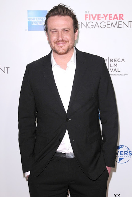 Jason Segel Height, Weight And Body Measurements