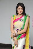 Kushi glamorous saree photos-thumbnail-20