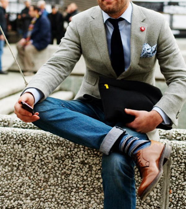 Image result for MODA MASCULINA calcetines