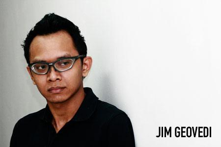 Jim Geovadi perentas Indonesia yang mendunia