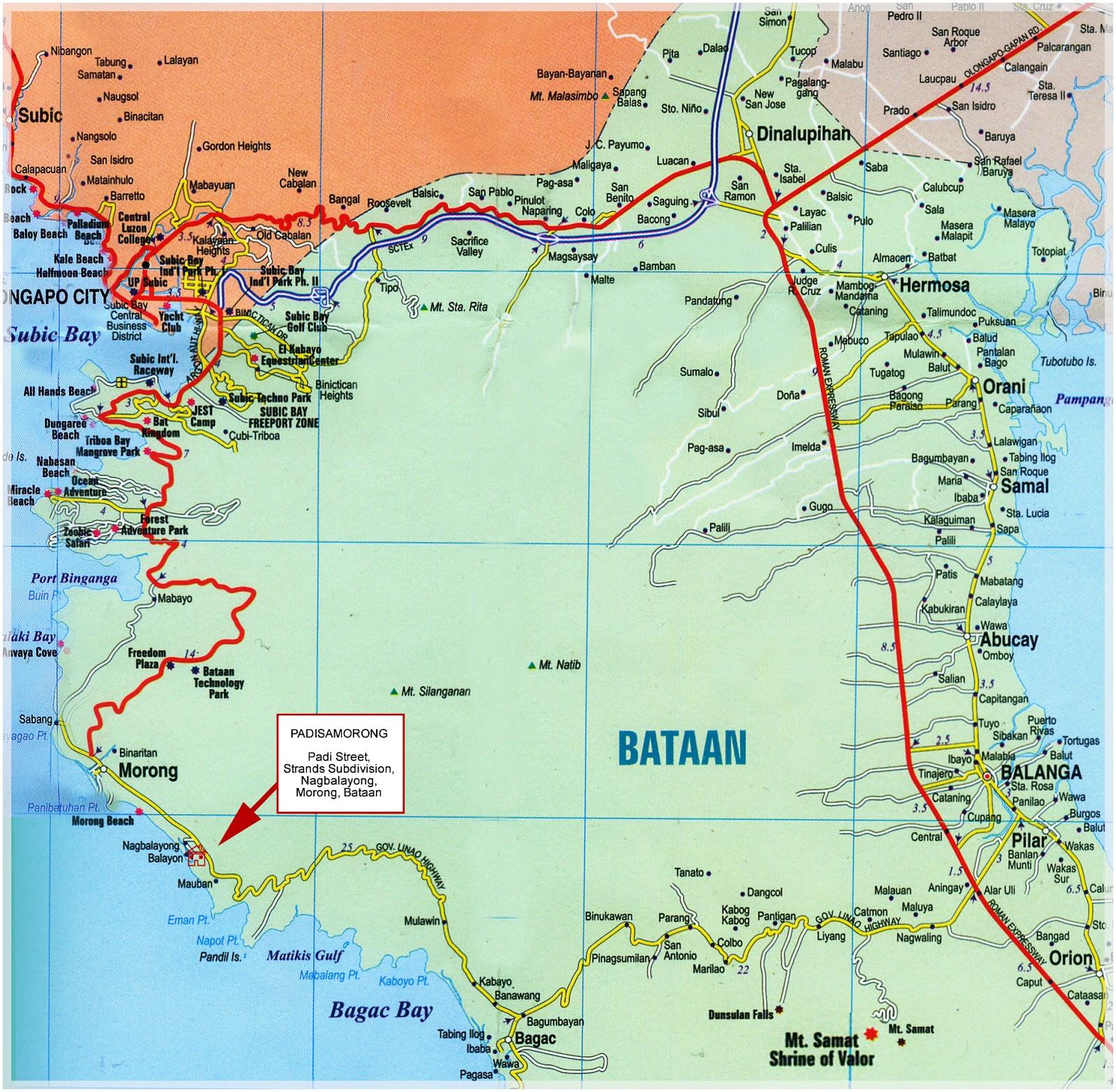 Discover Bataan Travel