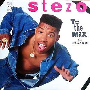 Stezo – It's My Turn/To The Maxx(12 Inch Vinyl)(1989)(320kbps)