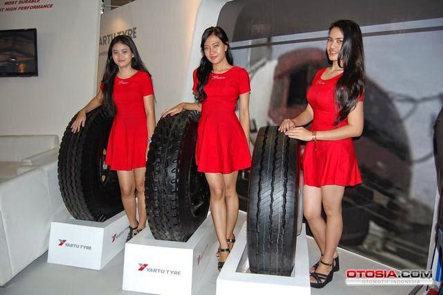 SPG Yartu Tyre IIMS 2014