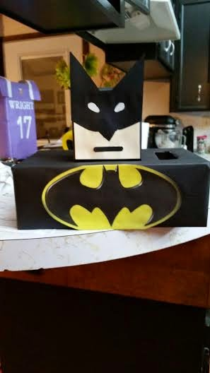 Ryder Slick Westu0027s Batman Valentine Box