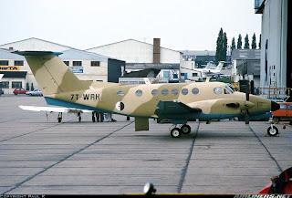 Fuerzas Armadas de Argelia Beech+200+Super+King+Air