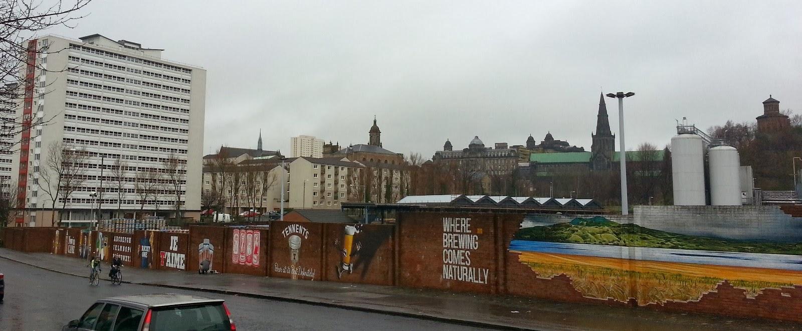 Drygate Brewery, Glasgow