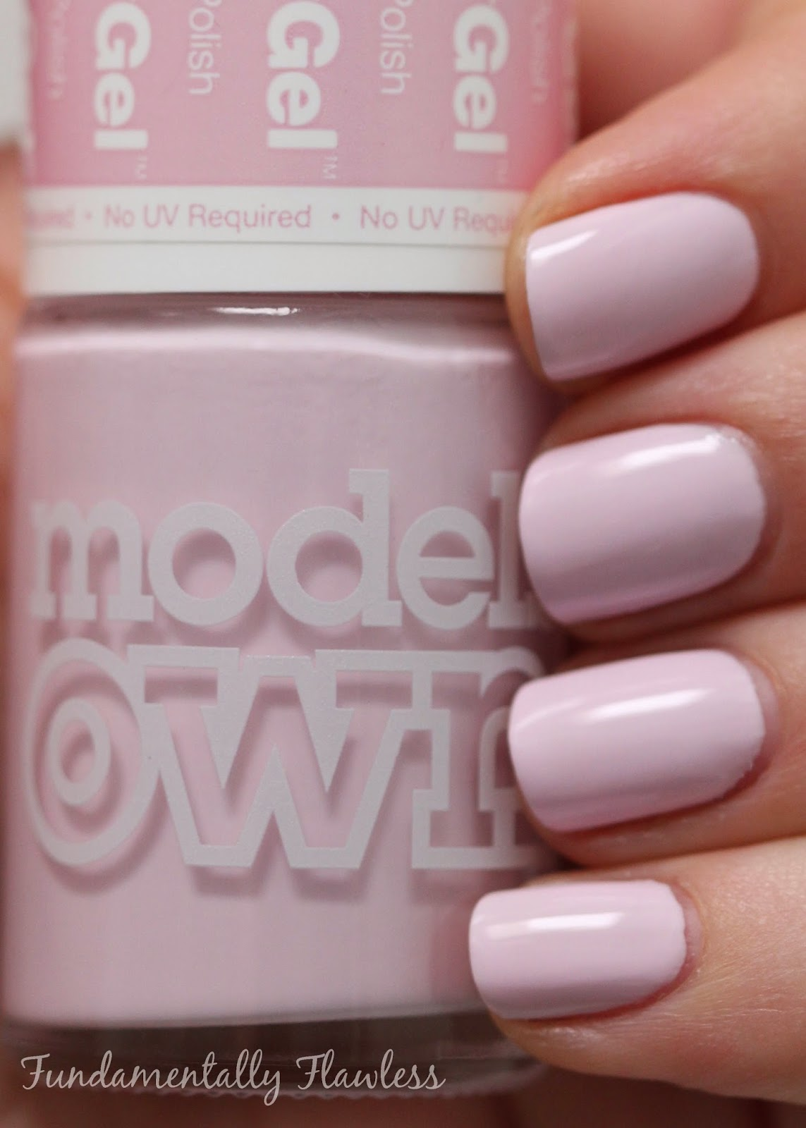Models Own Paradise Pink Hypergel swatch