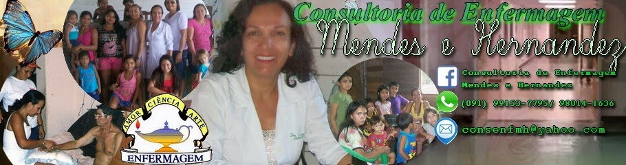 Consultoria de Enfermagem Mendes & Hernandez