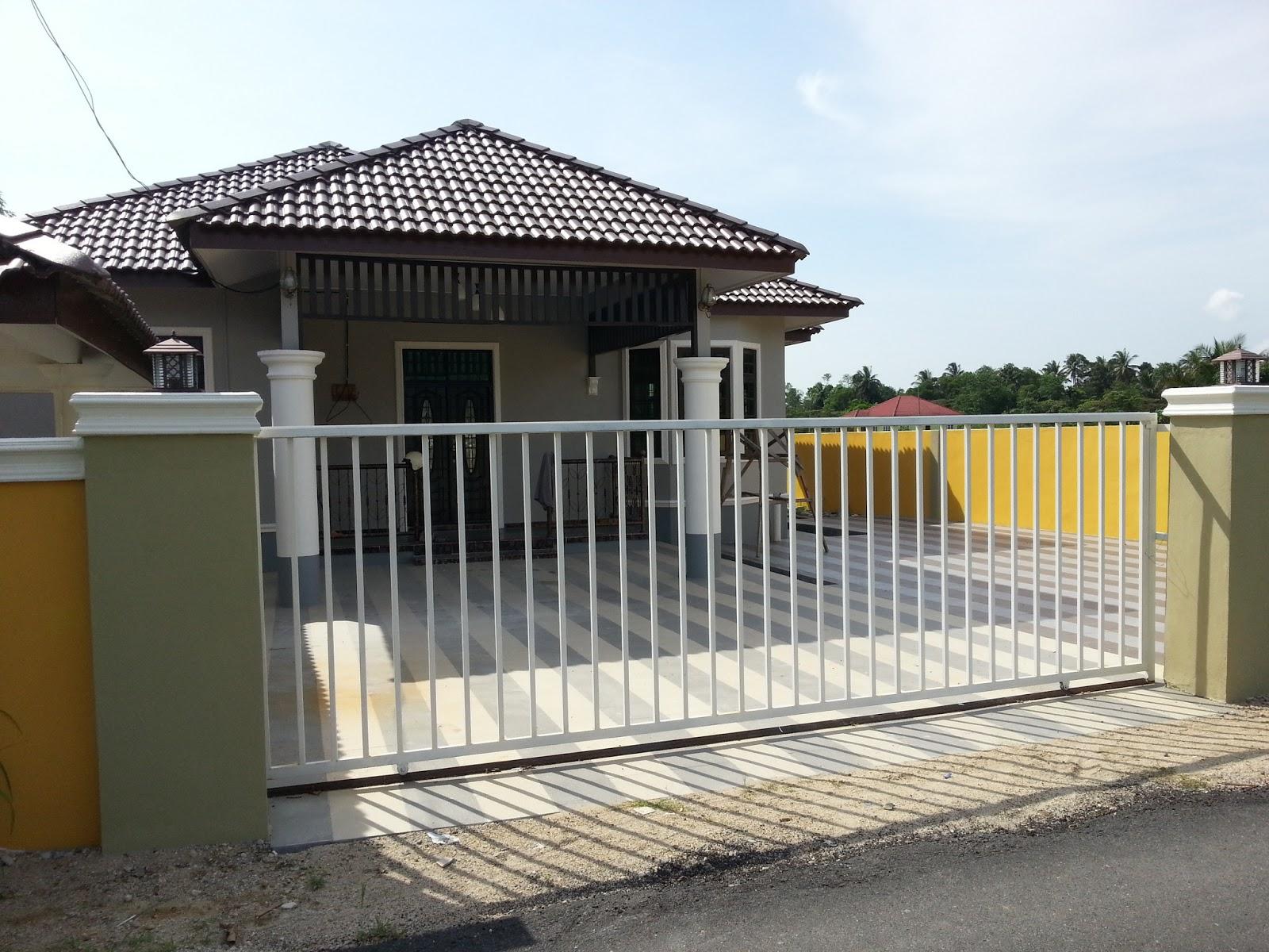 Reka Bentuk Rumah Banglo Terkini http://sbsindahjaya.blogspot.com/p ...