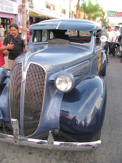 Tijuana classic at car show