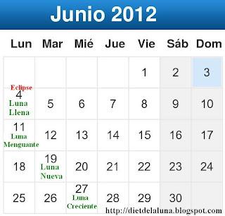 Calendario dieta de la luna 2015 search results for Calendario lunar junio