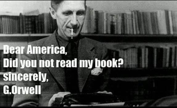 george orwell essay on zamyatin