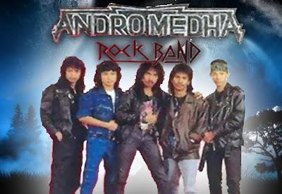 ANDROMEDHA ROCK