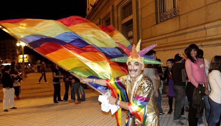 País é agora o segundo da região a permitir o casamento igualitário, depois da Argentina (Foto: ANDRES STAPFF / REUTERS)