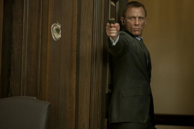 4 007 SkyFall. Mission: James Bond Parfume. Idee regalo per lui.