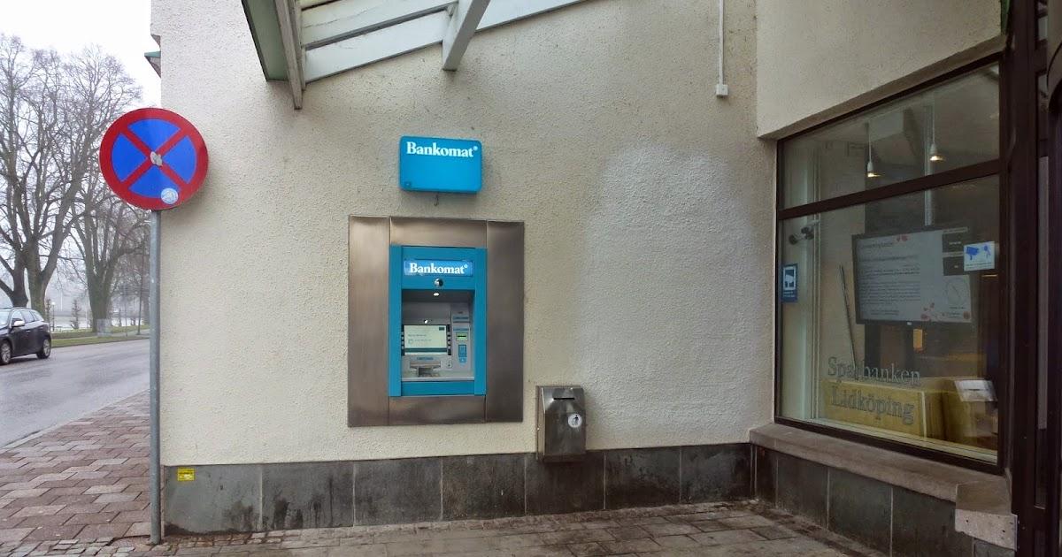 hur mycket får man ta ut i bankomat