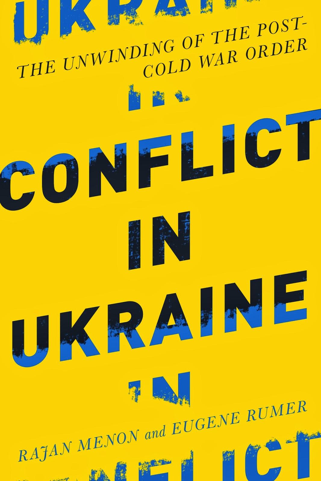 http://mitpress.mit.edu/books/conflict-ukraine