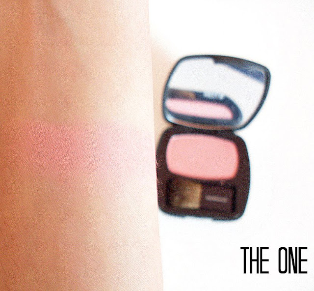 Bare Minerals Ready Blush in The One Swatch