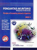 toko buku rahma: buku PENGANTAR AKUNTANSI - Adaptasi Indonesia, Buku 2, pengarang james m reeve, penerbit salemba empat