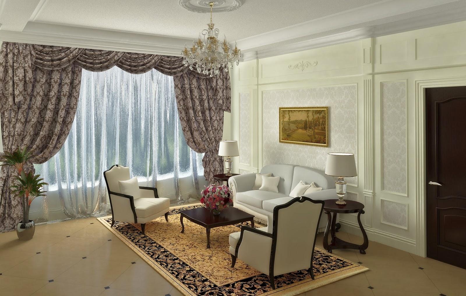 Дизайн гостьової фото