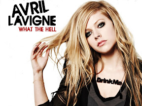 Avril Lavigne What The Hell 1024x768