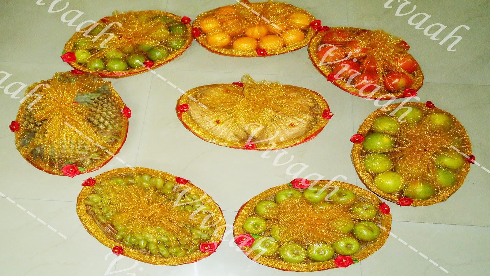 vivaah varisai plates