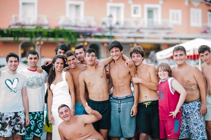 Megan and Jeremy's Positano, Italy wedding by STUDIO 1208