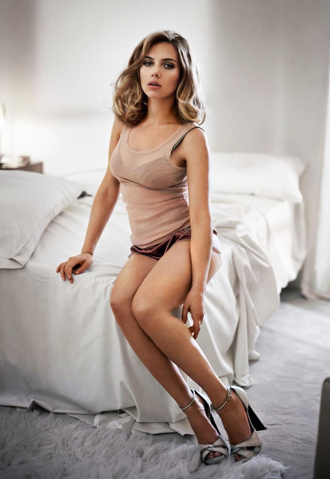 Scarlett Johansson Hac... Scarlett Johansson