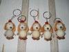 souvenir gantungan kunci pinguin