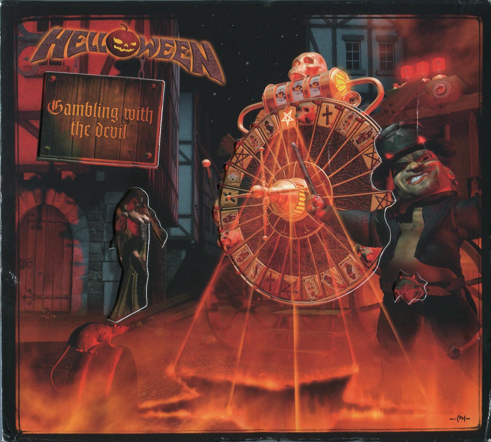 helloween discography 320
