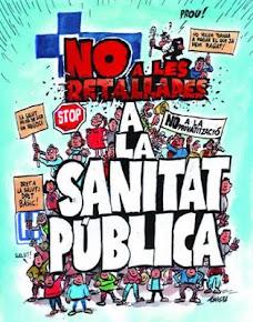 Tots contra les retallades a la sanitat pública
