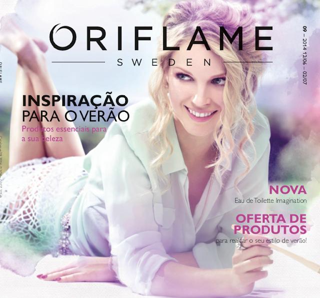Catálogo 08 de 2014 da Oriflame
