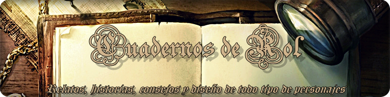 Cuadernos de Rol