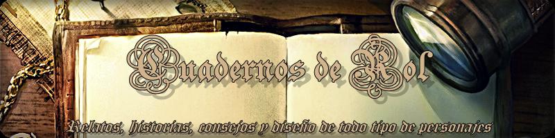 Cuadernos de Rol