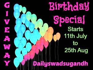 DailySwadSugandh Birthday Special Event