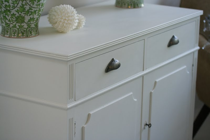 Chalk paint doesn't always need distressing - Lilyfield Life: Chalk Paint Doesn't Always Need Distressing