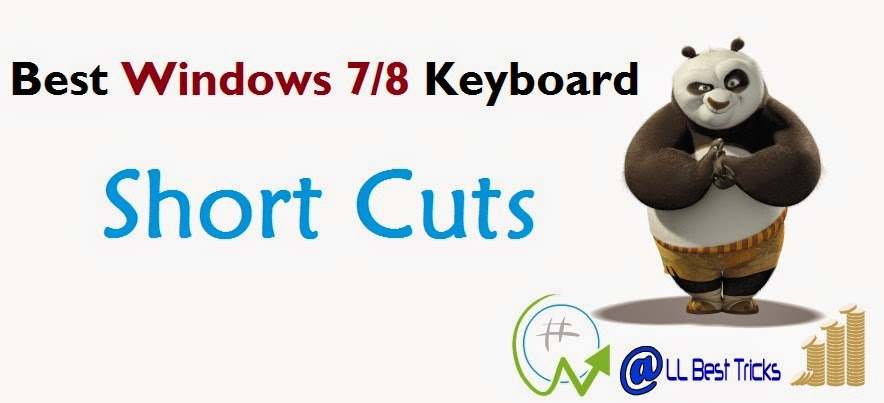 Best And Unknown Windows Keyboard Short Cuts