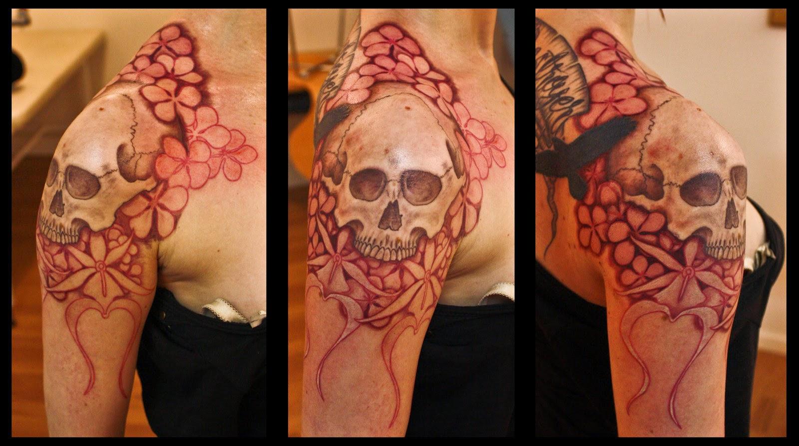 the world most popular skull tattoos among world