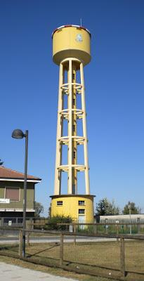 Acquedotto struttura murata, esterna o interrata per convogliare e per la distribuzione di notevoili quantità di acqua ai consumatori