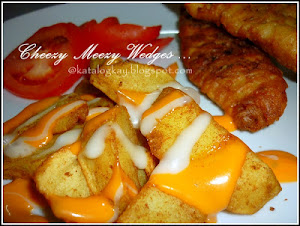 Cheezy Wedges Cheese