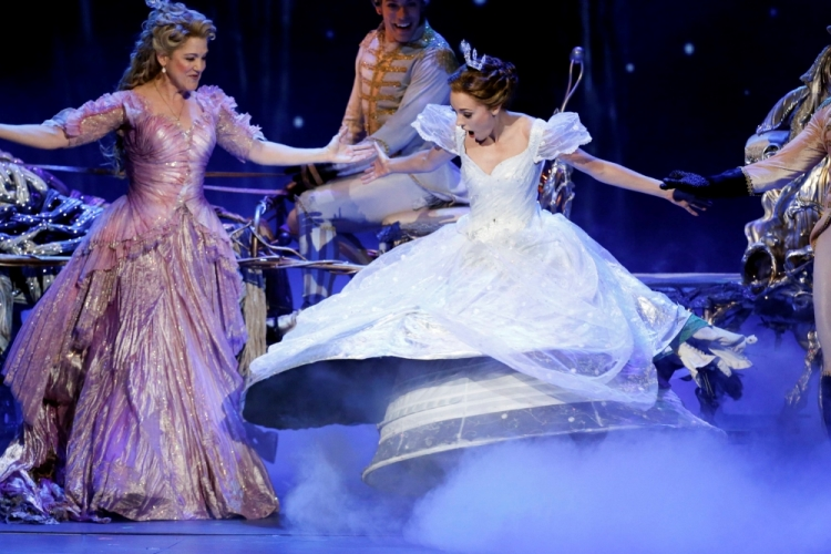 Ribbons Down My Back: Cinderella on Broadway